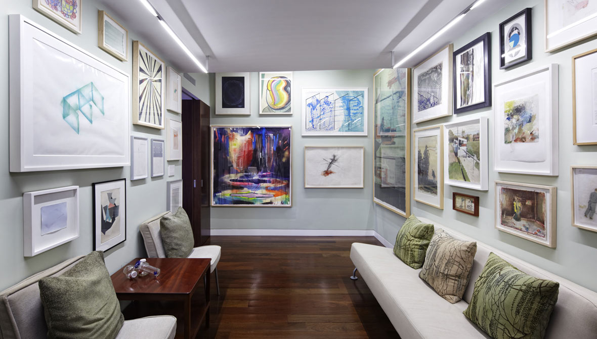 Beautiful Home For Two Art Collectors